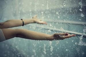 raining glory