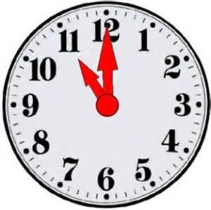 Clock 11th Hour