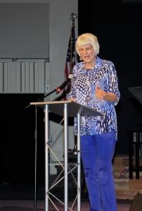Rev Cheryl Birch