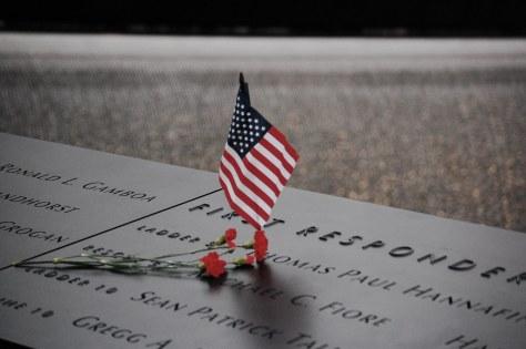 9-11 Memorial Remembrance